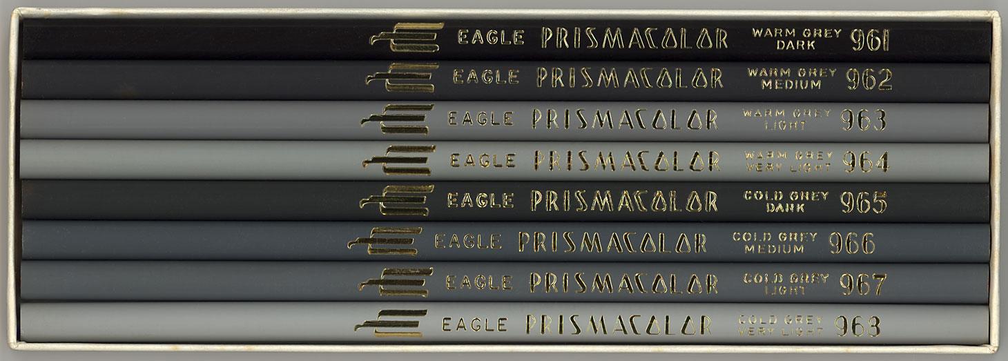 Prismacolor Grey's No.970