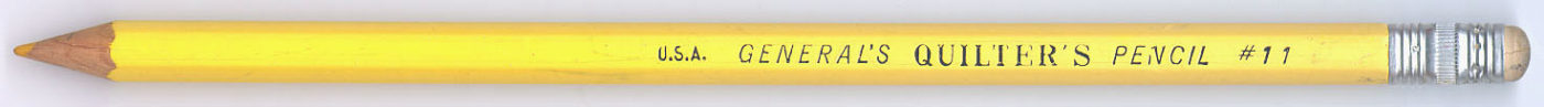 Quilter's Pencil #11
