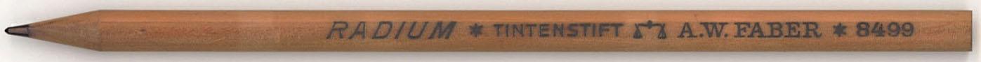 Radium Tintenstift 8499