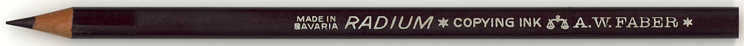 Radium Copying Ink