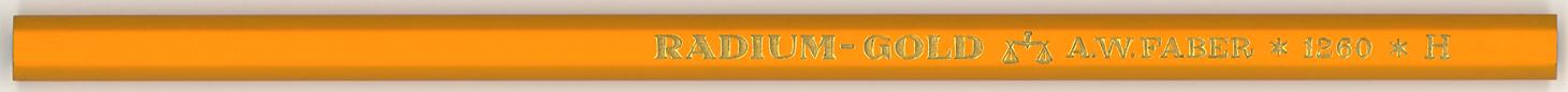 Radium-Gold 1260 H