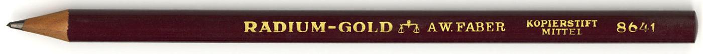 Radium-Gold Kopierstift 8641
