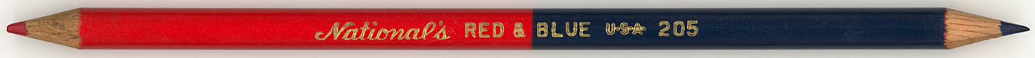 Red & Blue 205