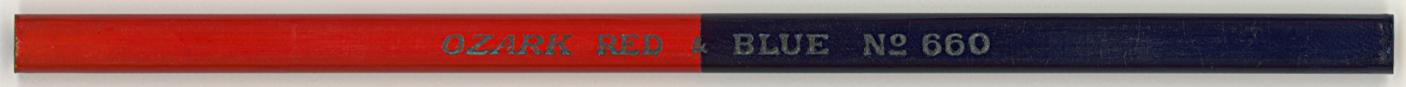 Ozark Red & Blue No. 660
