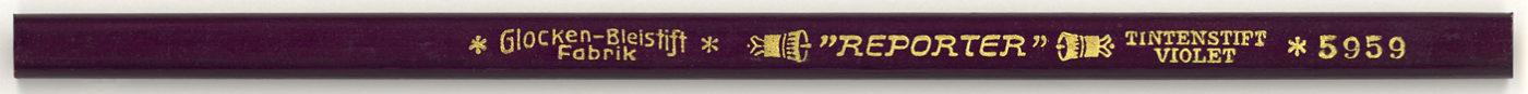 """""""Reporter"""" Tintenstift 5959"""