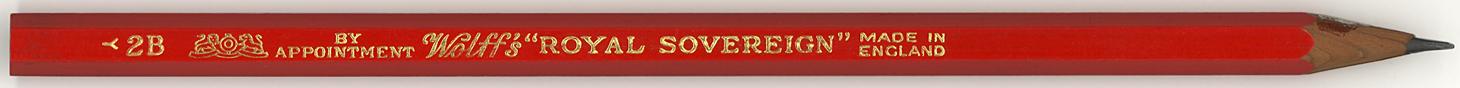"""""""Royal Sovereign"""" 2B"""