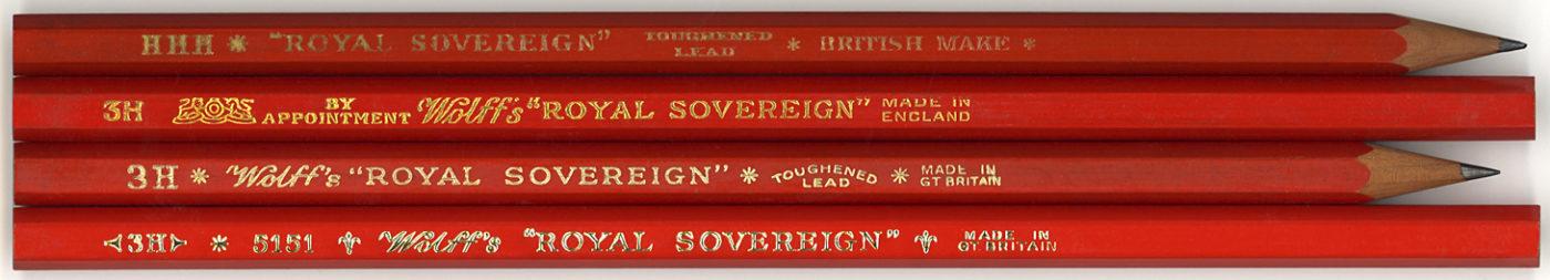 """Royal Sovereign""  3H"
