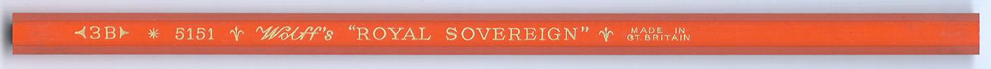 """""""Royal Sovereign"""" 5151 3B"""