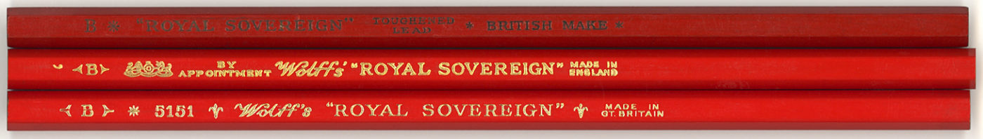 """Royal Sovereign""  B"