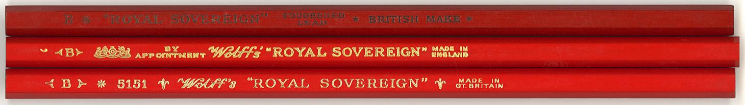 """""""Royal Sovereign""""  B"""