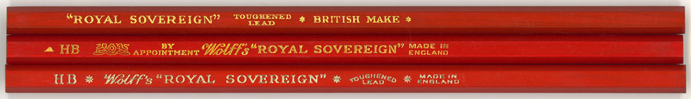 """Royal Sovereign"" HB"