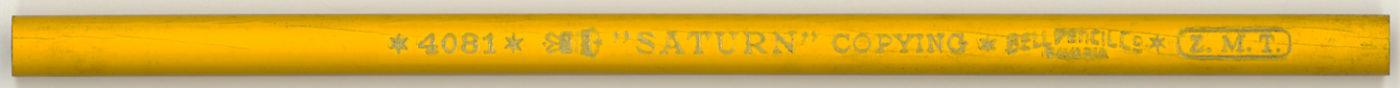 """""""Saturn"""" Copying 4081"""