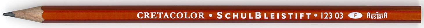 SchulBleistift 123 03 F