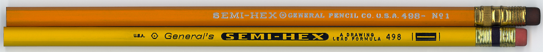 Semi-Hex 498 No.1