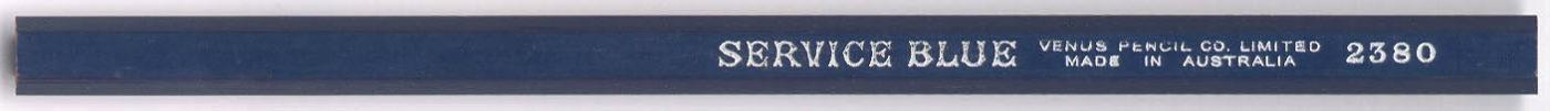 Service Blue 2380