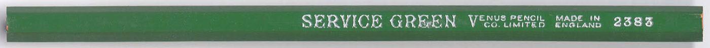 Service Green 2383