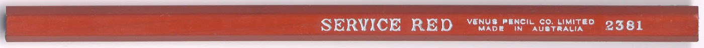 Service Red 2381