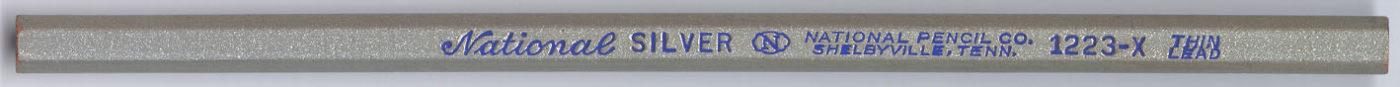 Silver 1223-X