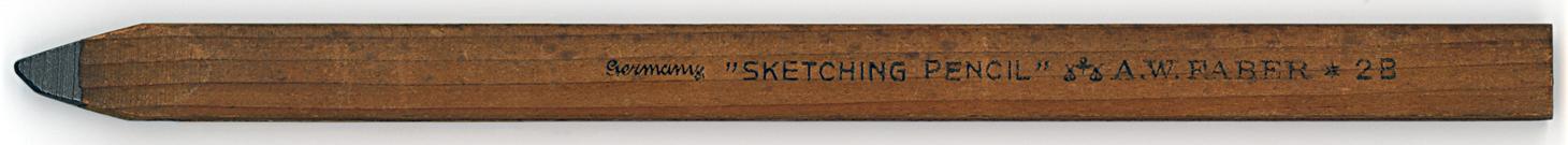 """Sketching Pencil"" 2B"