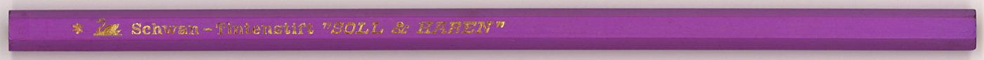 """""""Soll & Haben"""" Tintenstift"""