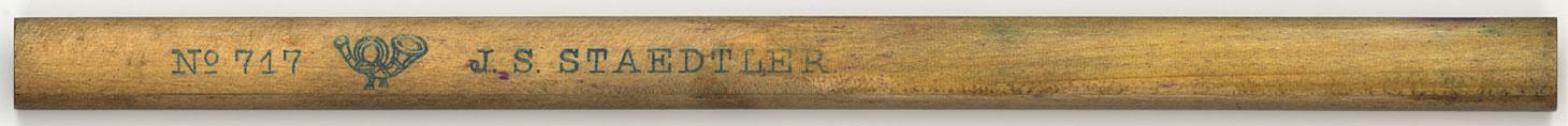 J.S. Staedtler No.717
