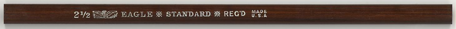Standard Reg'd        2 1/2