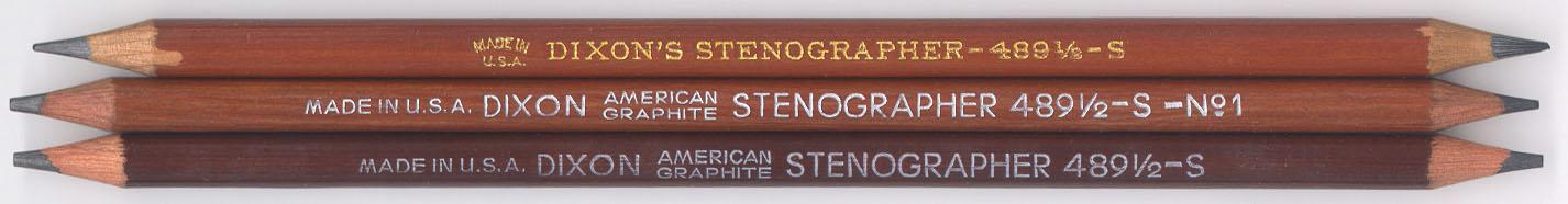 Stenographer 489 1/2-S