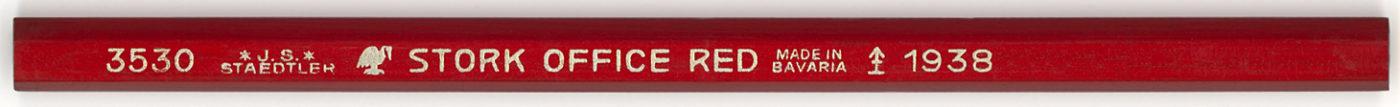 Stork Office Red 3530