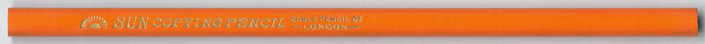 Sun Copying Pencil