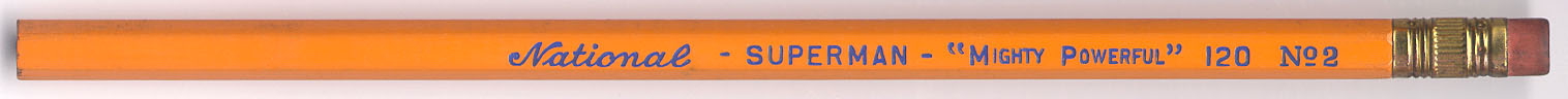 "Superman ""Mighty Powerful"" 120"