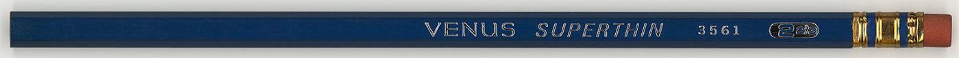 Venus Superthin 3561 2 2/3