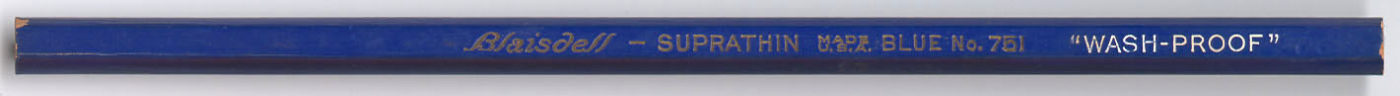 Suprathin 751 Blue