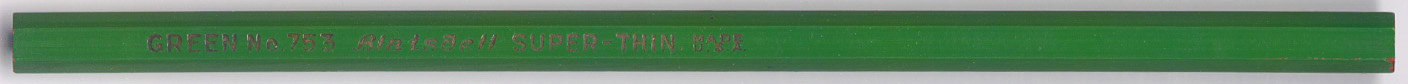 Super-Thin 753 Green