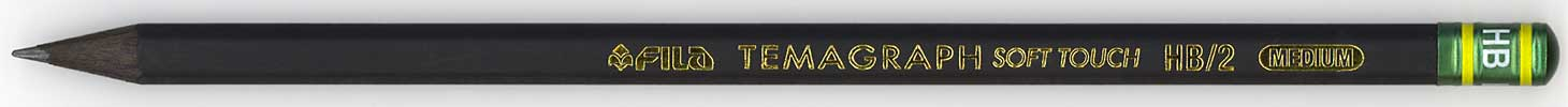Temagraph Soft Touch HB/2 Medium