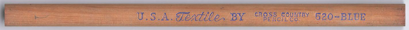 Textile 520 Blue