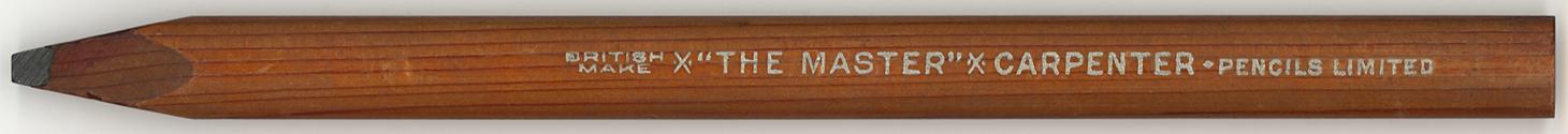 """The Master"" Carpenter"