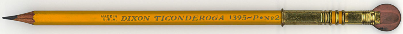Ticonderoga 1395~P No.2