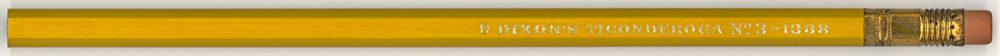 Ticonderoga 1388 No.3