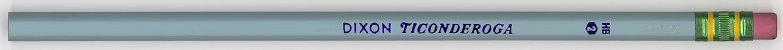 Ticonderoga microban 2 HB