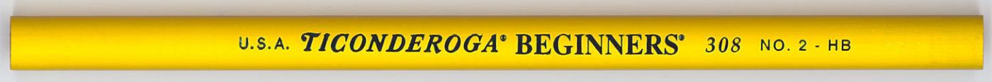 Ticonderoga Beginners 308