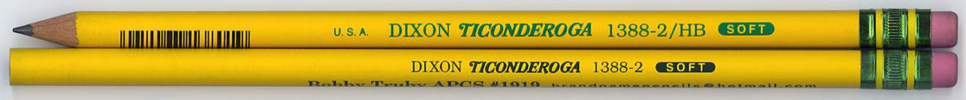 Ticonderoga 1388 (round)