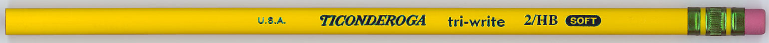 Ticonderoga tri-write