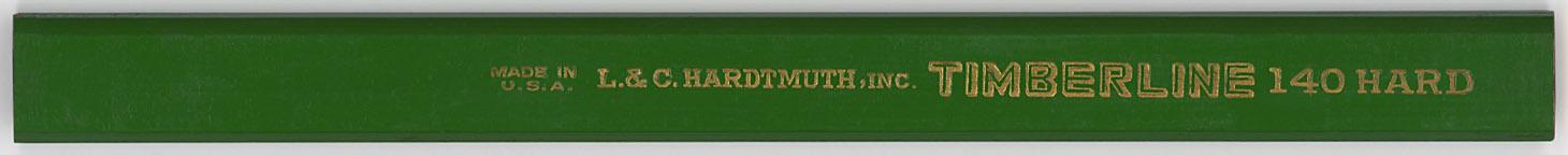 Timberline 140 Hard
