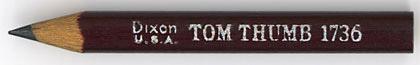 Tom Thumb 1736