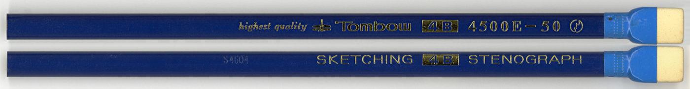 Tombow 4500E - 50 4B