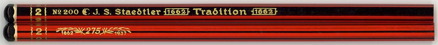 Tradition No.200 2