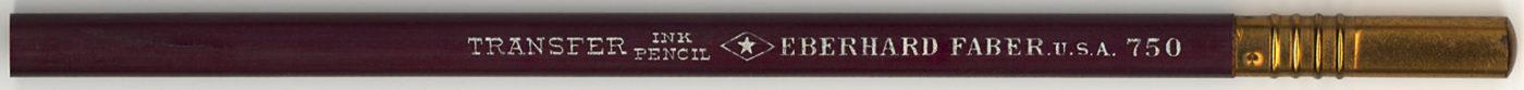Transfer Ink Pencil 750