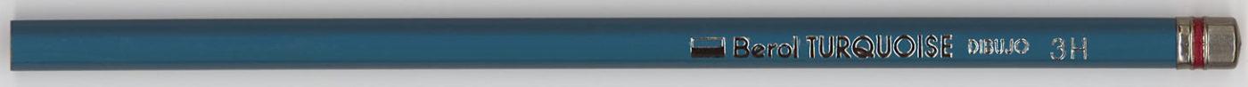 Turquoise Dibujo 3H