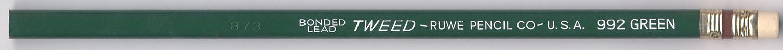 Tweed 992 Green