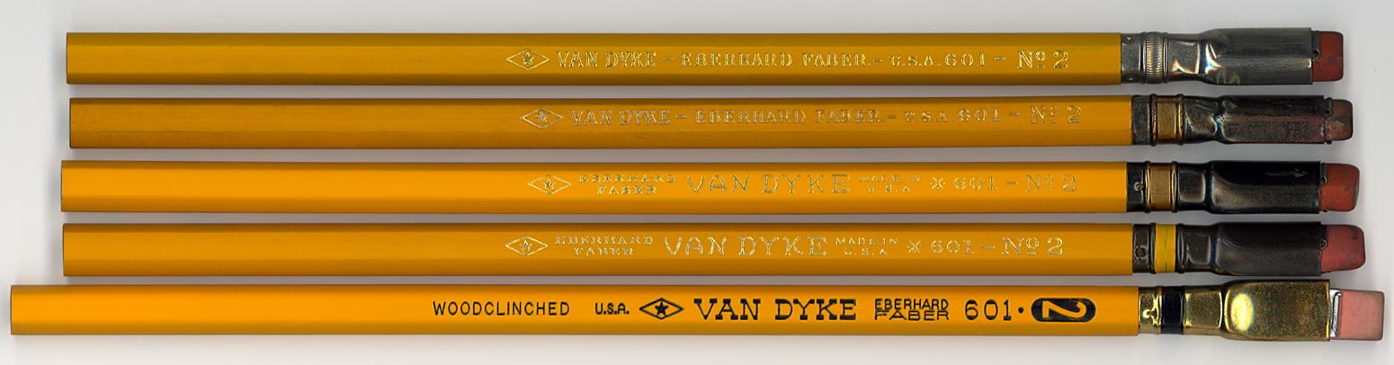 Van Dyke 601 No. 2